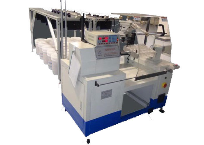 Double Station Automatic Stator Winding Machine For High - Power Motor SMT - R350