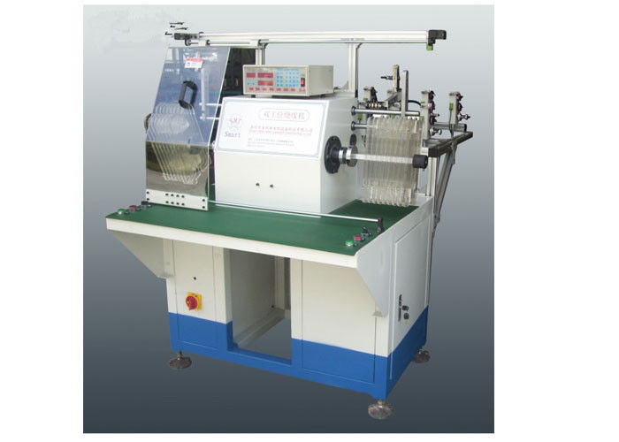 High Precision Automatic Stator Winding Machine for Pmup Stator / Fan Stator SMT - SR350
