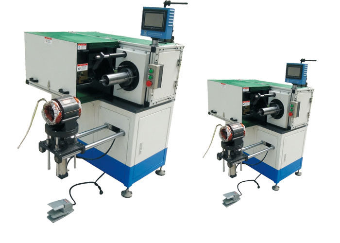 SMT-DW300 Winding Lacing Machine  Single Phase Motor Stator