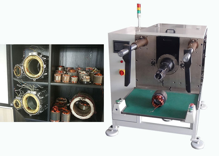 ISO Coil Inserting Machine Single Phase Induction Motor Stator