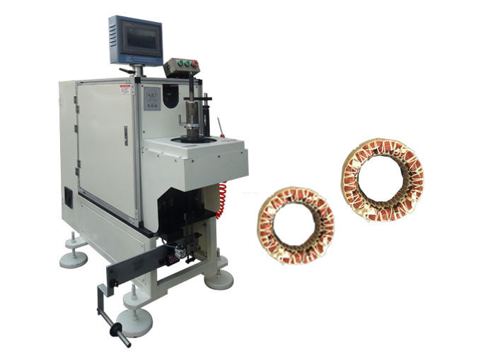 SMT - DB100 Coil Winding Inserting Lacing Machine Small Motor Automatic Stator Wire
