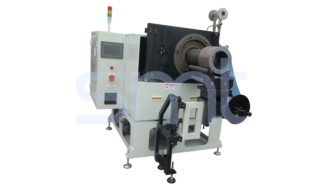 Horizontal Paper Inserting Machine SMT - CW300 Stator Slot Insulation Machine