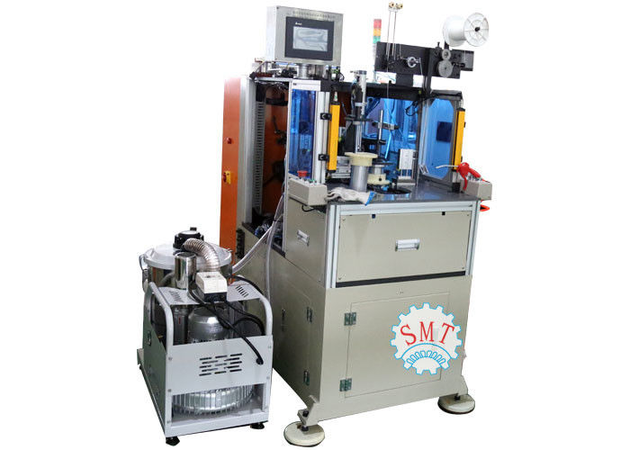 Small Motor Automatic Stator Lacing Machine Wire Coil Winding Inserting SMT - DB160