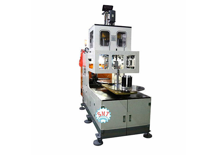 Fully Automatic Coil Winding Machine , Car Drive Motor Stator Winding Machine